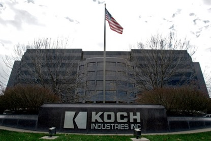 koch industries and koch brothers