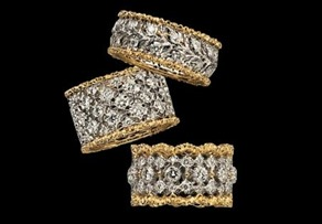 Buccellati most expensive jewelery 2014