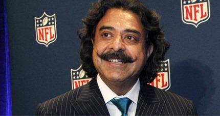 Shahid Khan NFL