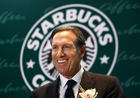 Howard Schultz 1