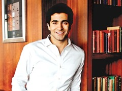 Shehryar Munawar highly educated Pakistani actor