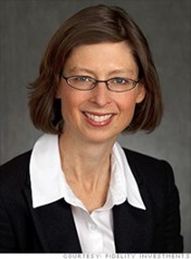 Abigail Johnson richest female 2014