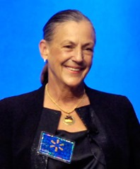 Alice Walton richest female 2014
