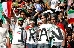 Exceptionally Devoted Fans Iran Turns into the Most Popular Muslim Country in FIFA 2014