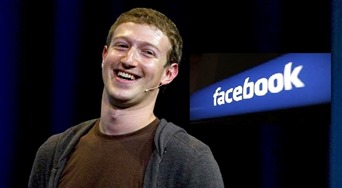 Mark Zuckerberg business tycoon from the IT industry