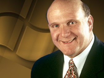 Steve-Ballmer business tycoon who belongs to the IT industry