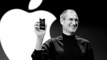Steve Jobs business tycoon from the IT industry