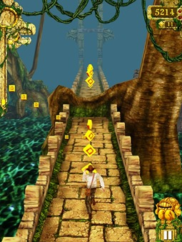 Revenue Generated By Temple Run Money Temple Run Has Made So Far