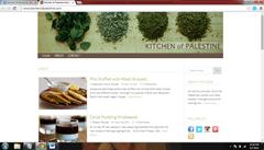 Kitchen Of Palestine Popular Blogs of Palestine