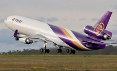 Thai Airways Air Travel Companies with Most of the Plane Crashing