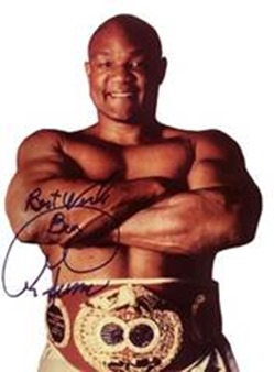 George Foreman Richest Boxers In 2014