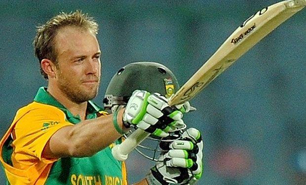 AB De Villiers ICC Player