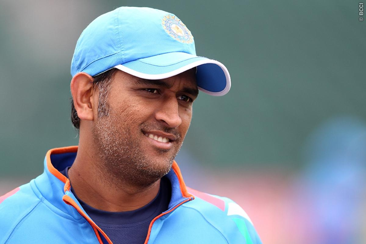 MS dhoni ICC Player