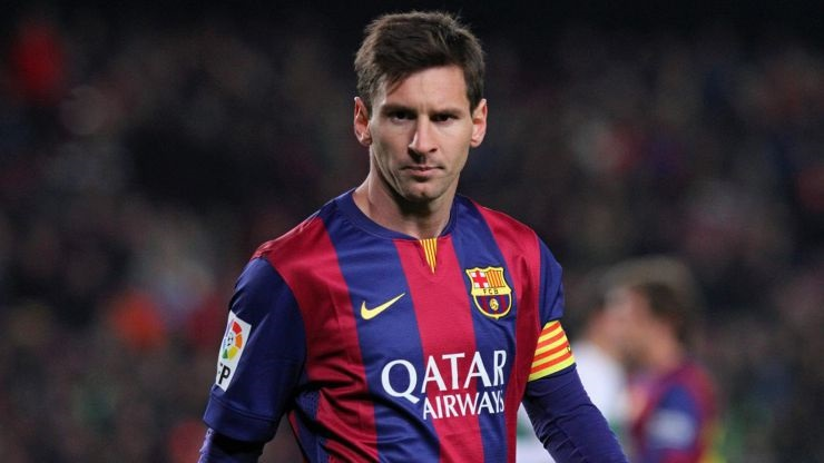 Lionel Messi - Panama Leaks