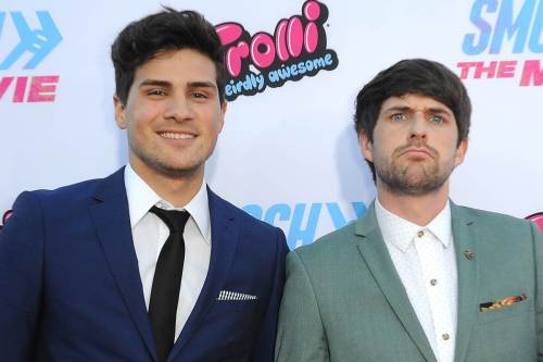 Smosh - The comedian duo