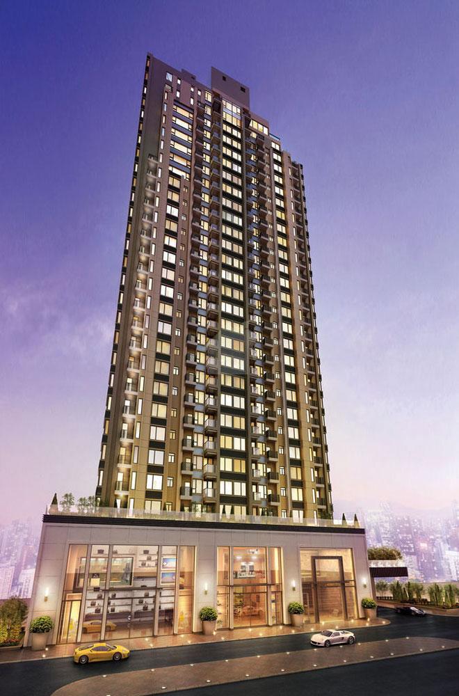 㬢巒 | Park Haven – 金朝陽的香港銅鑼灣單幢式分層住宅項目 | 覓至房