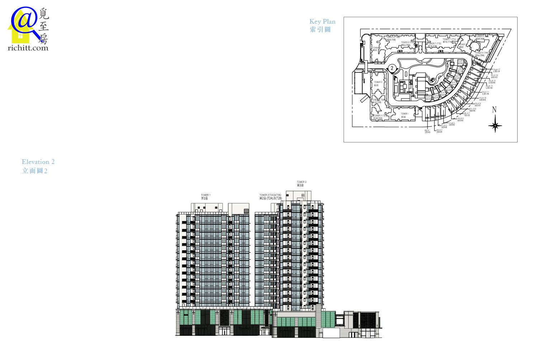 MONTEREY – 會德豐的香港將軍澳洋房及分層屋苑項目   覓至房