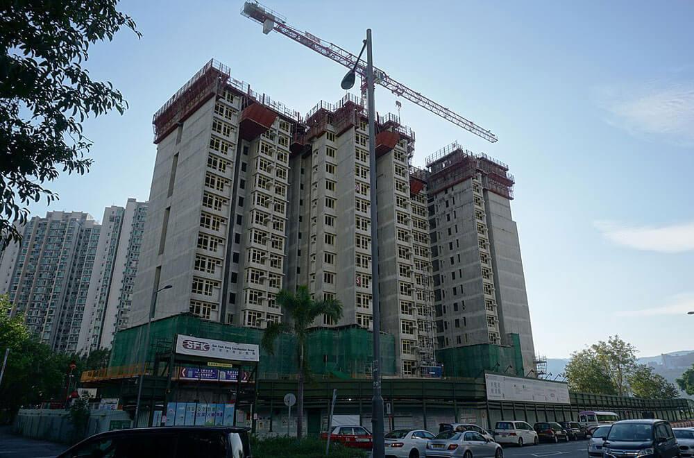 錦暉苑 | Kam Fai Court – 由房委發展的香港馬鞍山居屋項目 | 覓至房