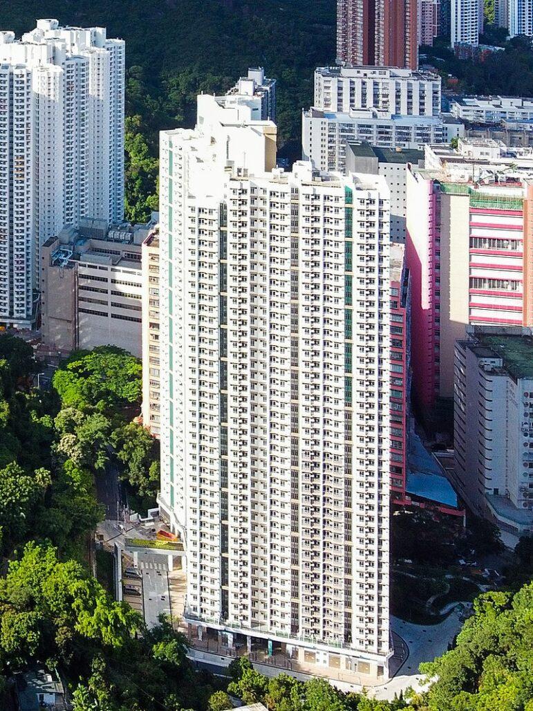 彩禾苑 | Choi Wo Court –房委發展的香港火炭居屋項目 | 覓至房