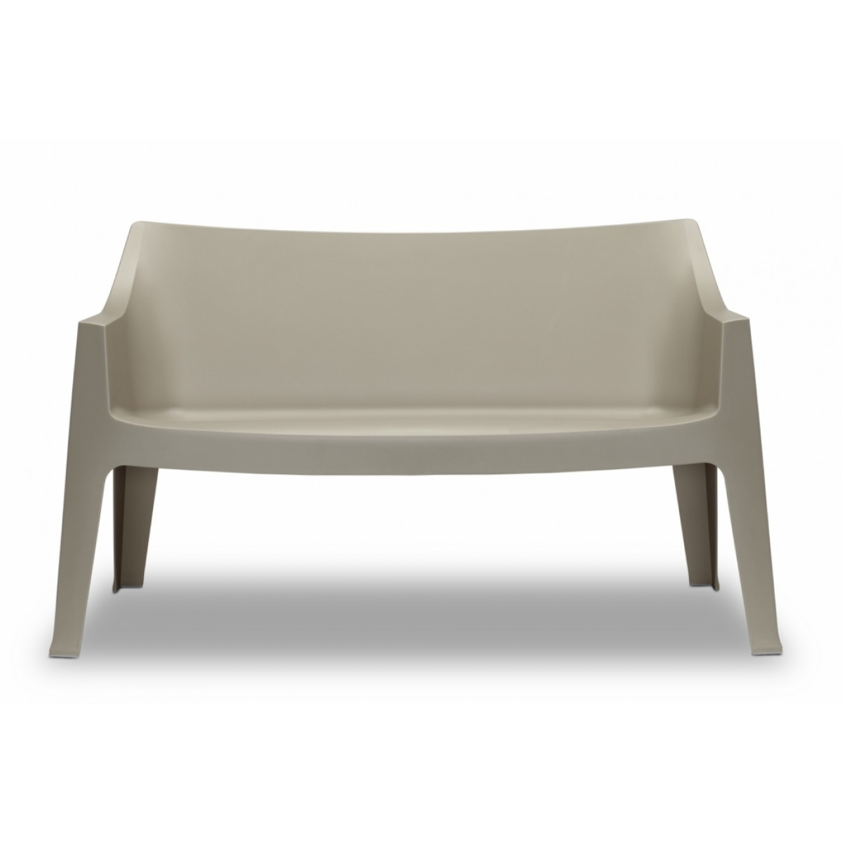Design Stuhl  Sessel aus Kunststoff Outdoor