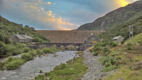 The Elan Dam