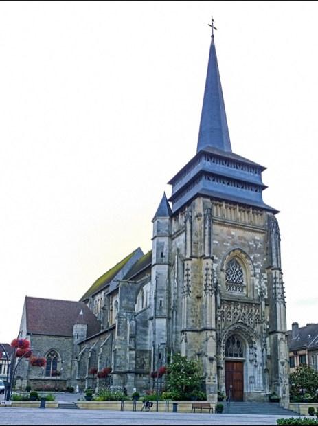 Neufchatel Church