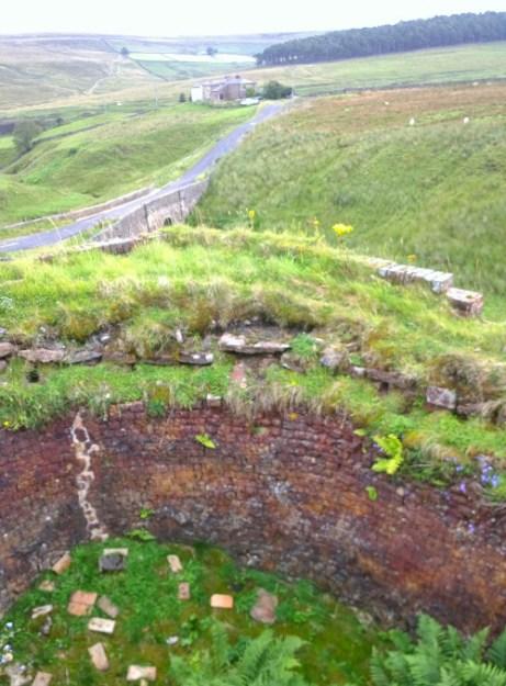 Kiln near Allenheads