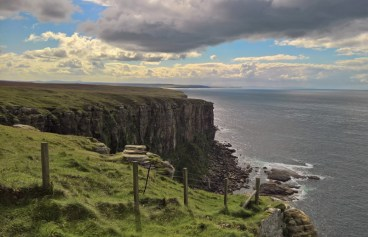 The North Coast at Dunnets Head