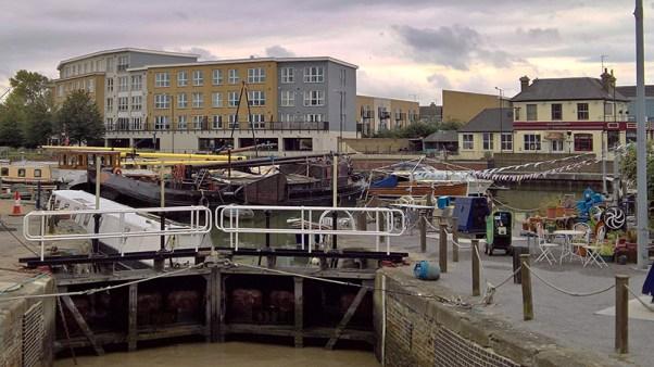 Gravesend Marina