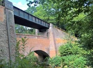 Double Bridge over the Arun