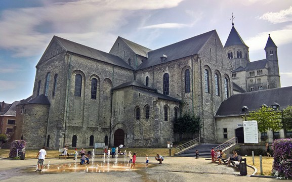 Collegiate Church of St. Gertrude, Nivelles