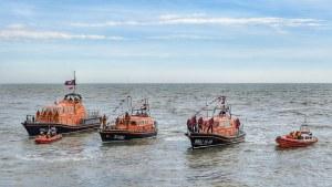 5 Lifeboats