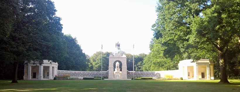 Delville Wood South African Monument