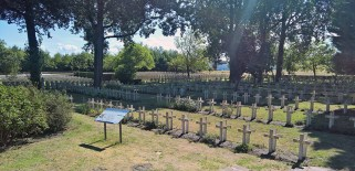 Zuydcoote WWI French Cemetery