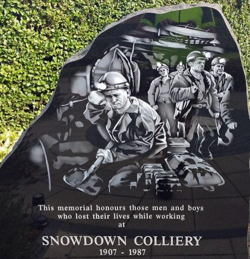 Snowdown Memorial