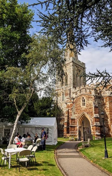 Finedon Church Festival
