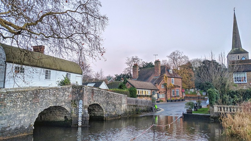 The Ford at Eynsford