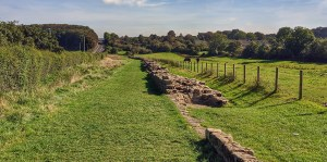 The Wall at Heddon-on-the-Wall