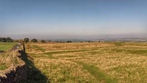 View across Nothumberland
