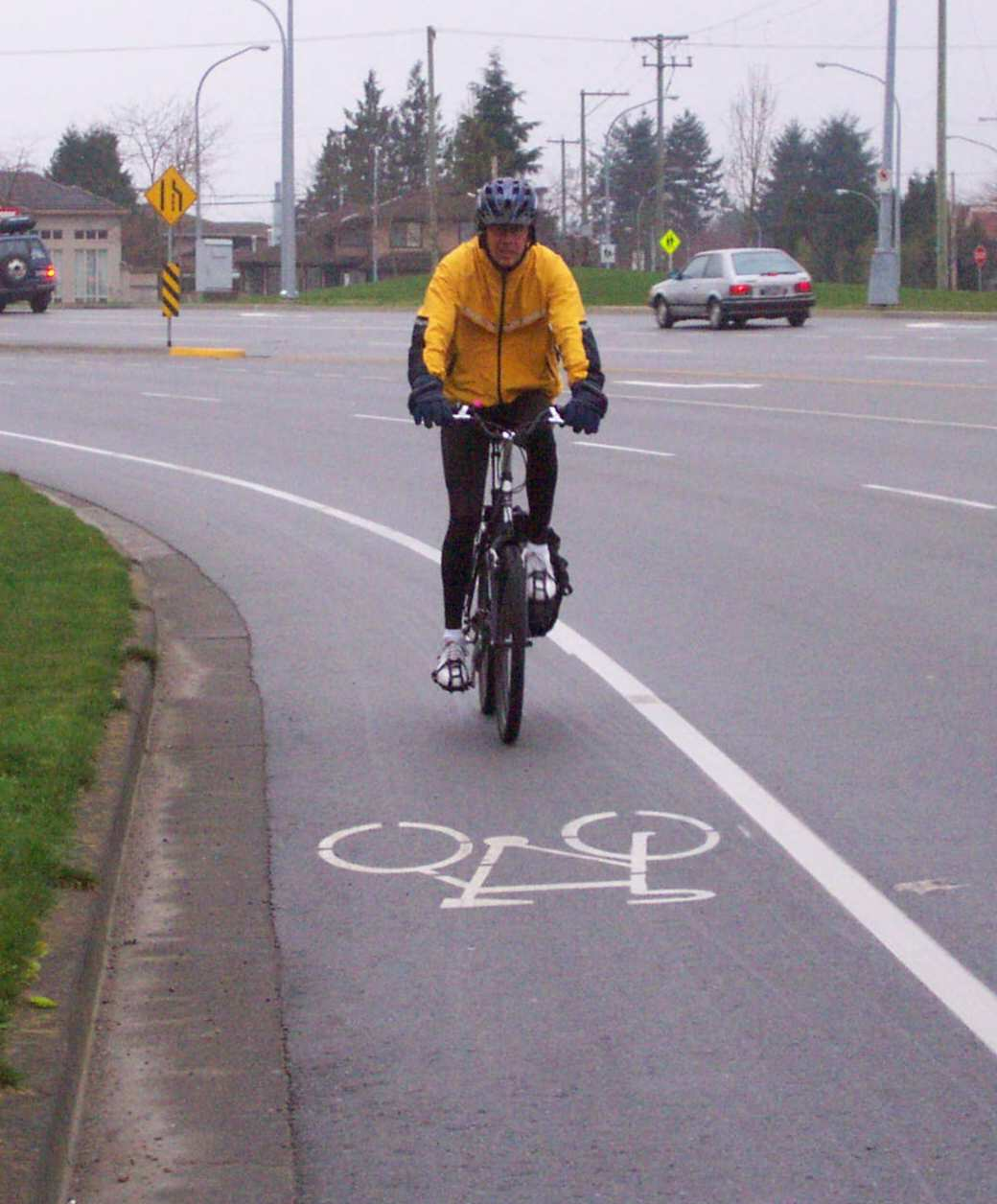 Image result for bike lane
