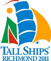 Tall Ships 2011 colour logo