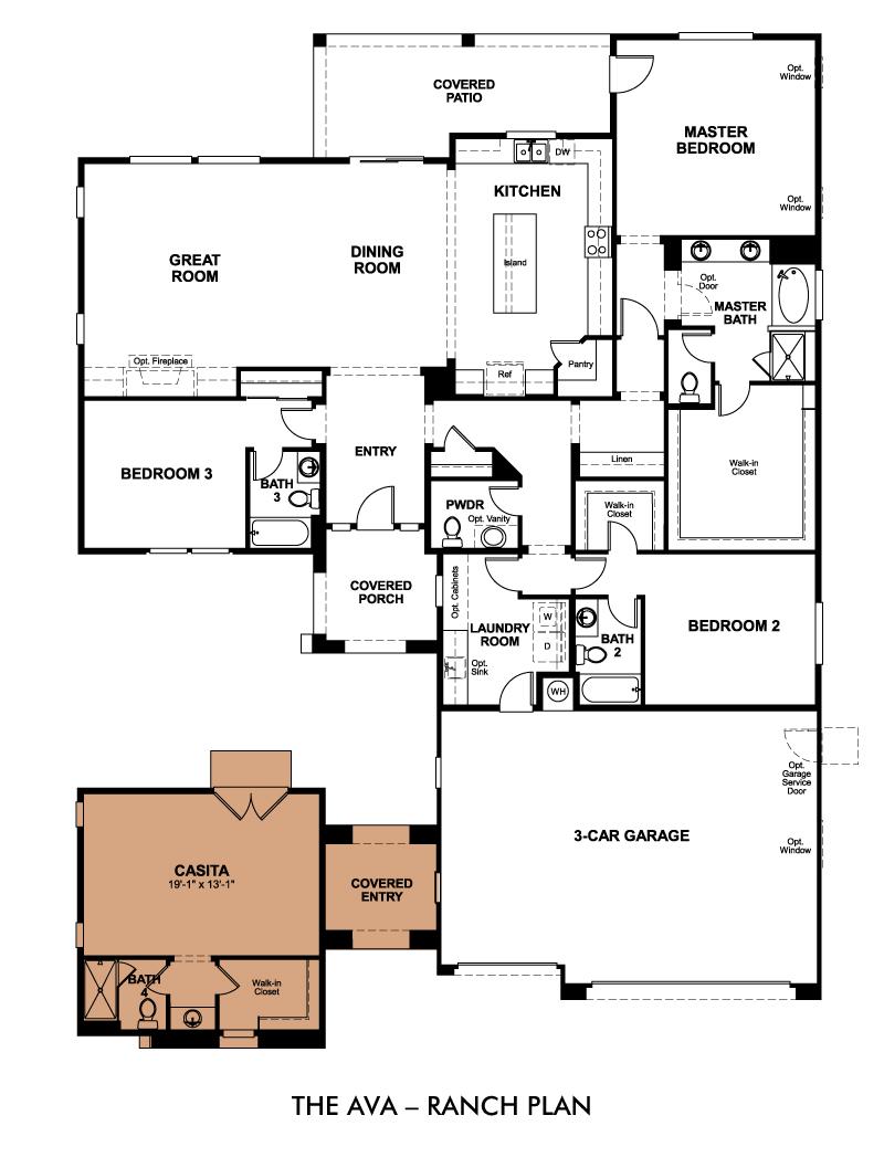 Multigenerational House  Home Design
