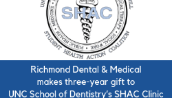 Richmond Supports UNC Dental School's International Service