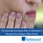 Periodontitis Increases Risk of Alzheimer's Disease According to New Study