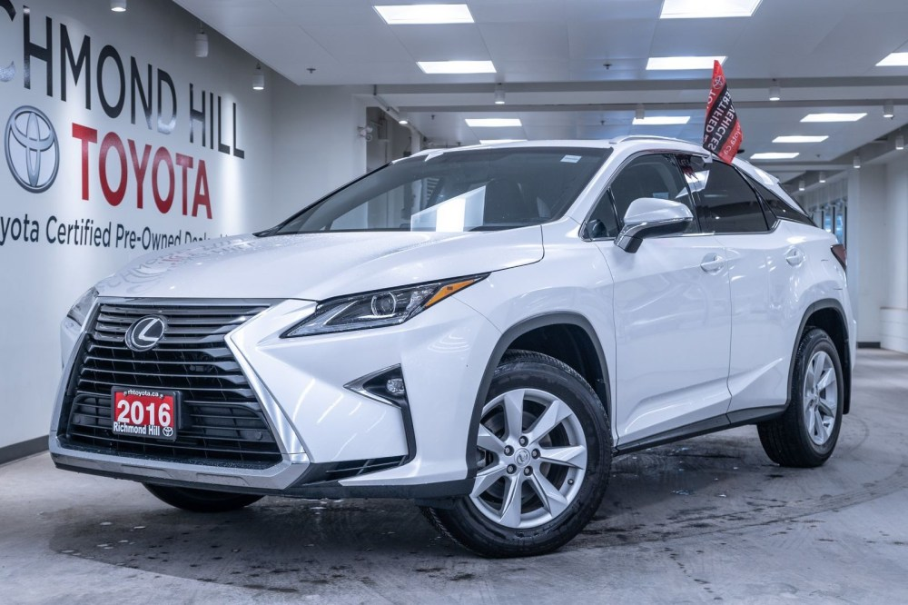 medium resolution of 2016 lexus rx 350 awd 4dr