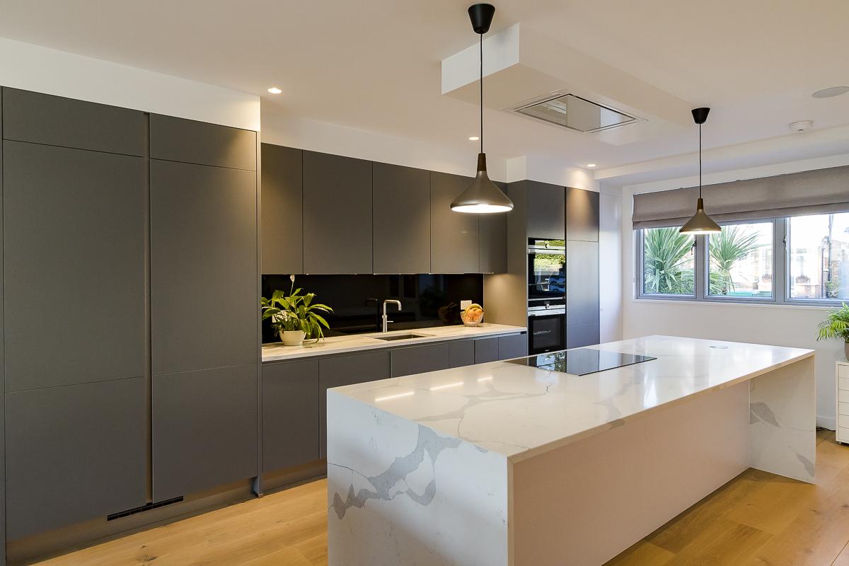 modern kitchen appliances subway tile leicht german hampton | richmond kitchens