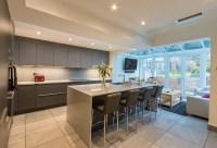 Nobilia Slate and Mineral Grey Kitchen Chessington ...