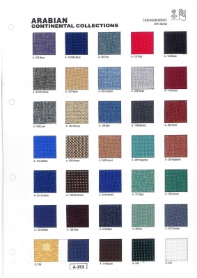 Fabrics Catalogue  Richmond Seatings LLC Richmond
