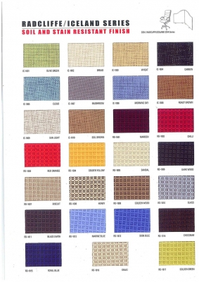 Fabrics Catalogue  Richmond Seatings LLC Richmond