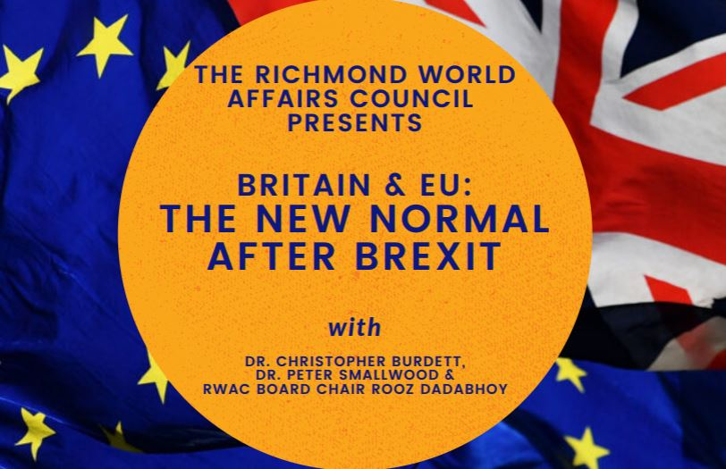 July 2020: Online Q&A   Britain & EU: The 'new normal' after Brexit
